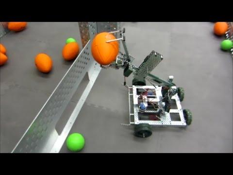 Robotics Sweep Away The Viper Youtube