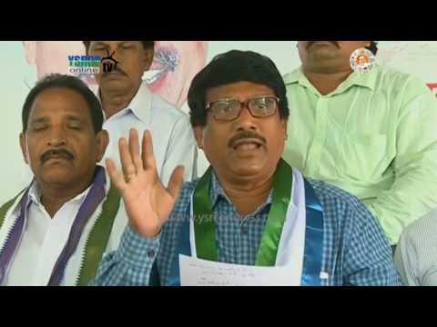 Chandrababu is betraying Visakha People Says YSRCP Spokesperson Koyya Prasad Reddy