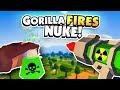 GORILLA FINDS SECRET NUKE WEAPON - Growrilla