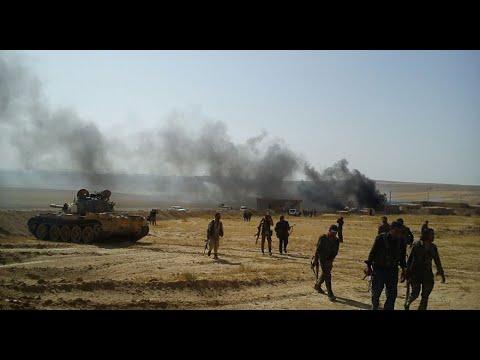 انتحاريون وقناصة خاضوا آخر معارك داعش في شرق سوريا  - نشر قبل 2 ساعة