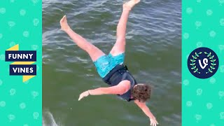 TRY NOT TO LAUGH - Funny SUMMER Fails