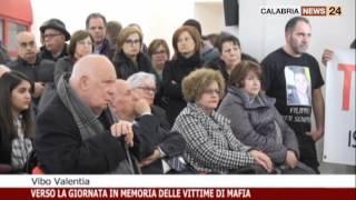 VERSO GIORNATA IN MEMORIA DELLE VITTIME DI MAFIA