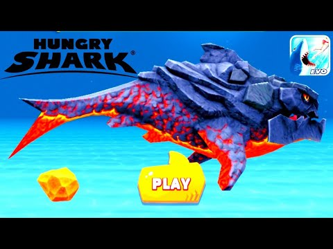 ? HUNGRY SHARK EVOLUTION | PYRO SHARK | Gameplay - Walkthrough [Android - iOS]