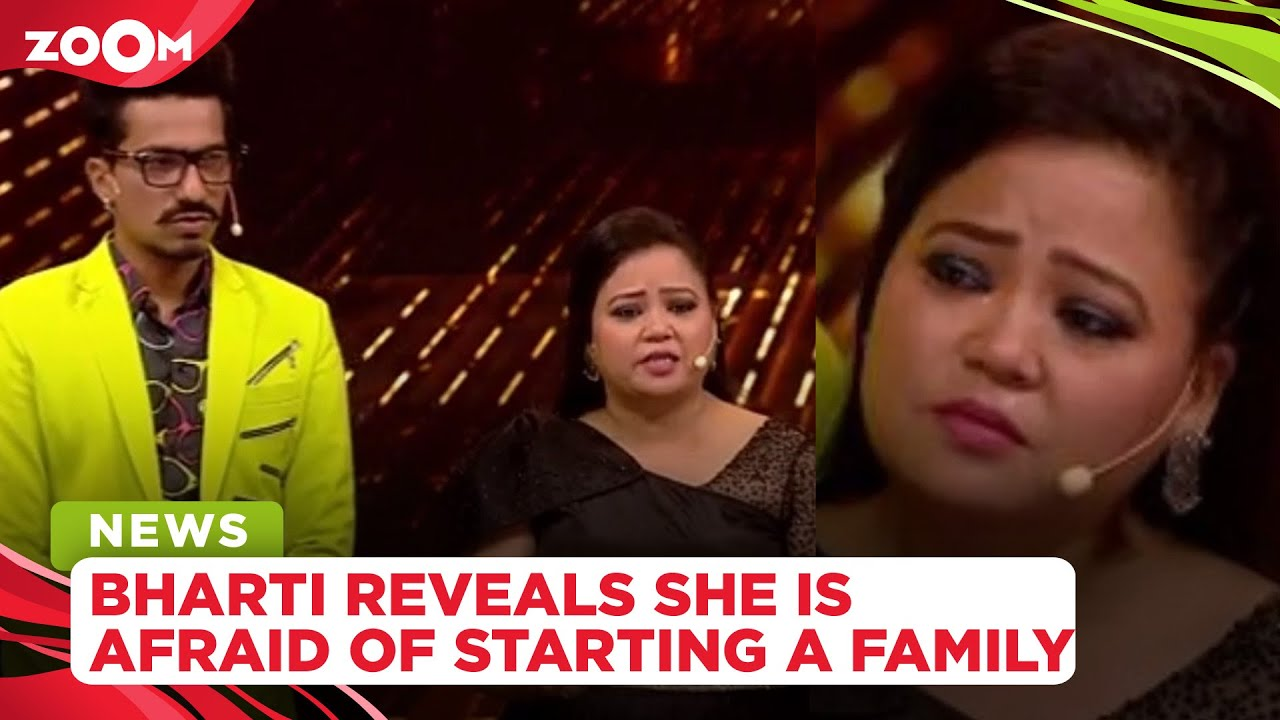 Bharti Singh reveals why she and Haarsh Limbachiyaa are delaying their plans to have a baby