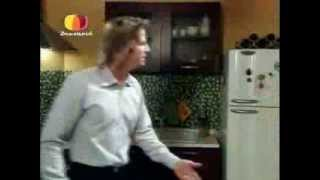 """Martin  &  Monita.  Sos Mi Vida. videoclip """"Пошел вон!"""""""