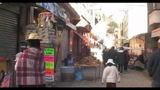 Voyage en Bolivie - La Paz Ile du Soleil 1.mpg