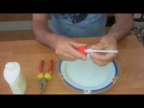 Как открыть дозатор жидкого мыла
