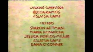 Rugrats End Credits