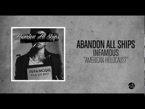 Abandon All Ships - American Holocaust (feat Jonny OC)