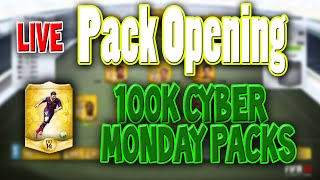 Fifa 15 - Pack Opening - 1 Million Coin Pack Opening! Cyber Monday 100k Packs! Thumbnail