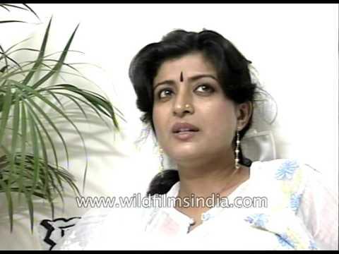 Bengali film actress and dancer Debashree Roy  archival footage