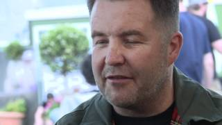 The Lowdown Reloaded with Scuzz @ Download 2012: Dropkick Murphys
