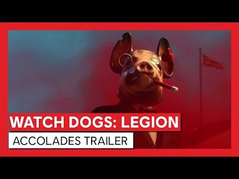 Watch Dogs: Legion - Accolades Trailer   Ubisoft [DE]
