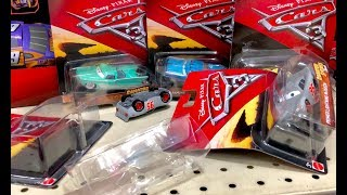New Disney Cars 3 Toys Hunt Radiator Springs Classics - We Found Primer Lightning McQueen TORN OPEN!