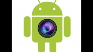 Как сделать из Android IP Webcam