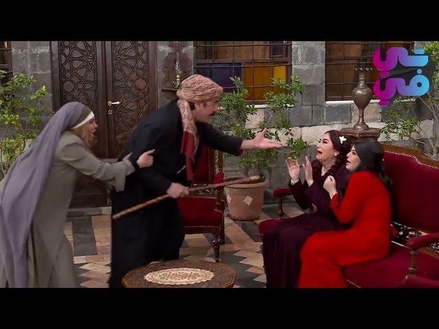 أخبث امرأة في العالم - شوفو شو عملت مع ضرايرها 💥😱 عطر الشام