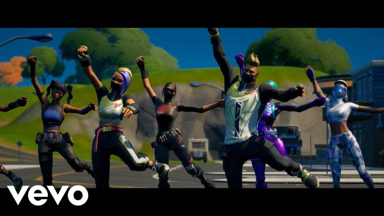 Download Ayo & Teo - Fly N Ghetto (Official Fortnite Music Video) | *NEW MY WORLD EMOTE!*