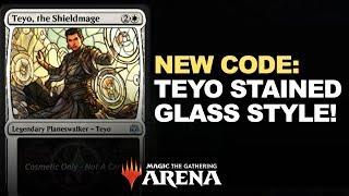 Mtg arena promo code video clip