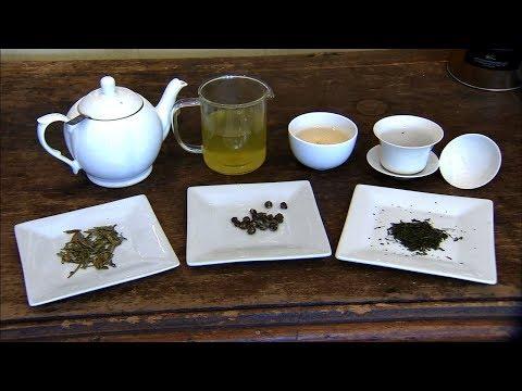 The Healing Power of Green Tea