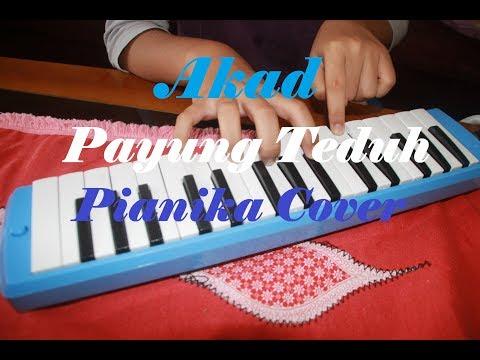 PIANIKA LAGU AKAD - PAYUNG TEDUH COVER BY FARHANA