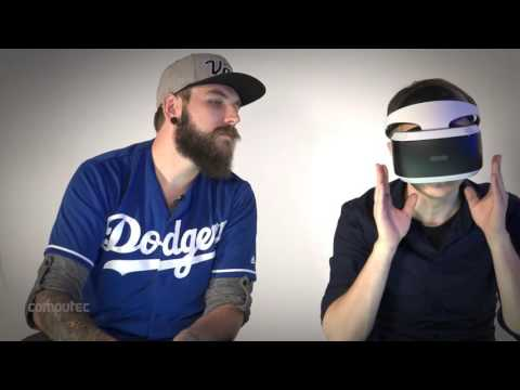 PlayStation VR - Unboxing & Setup - Sony VR Headsets