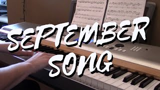 September Song Agnes Obel Piano Cover.mp3