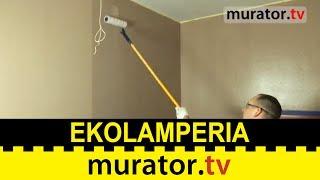 Lakier lamperyjny - ekolamperia zamiast farby olejnej