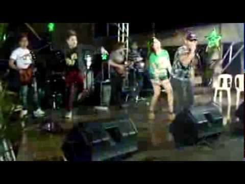 JC Chavez jamming footage at Quezon City with live Band