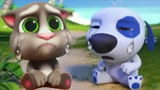 My Talking Tom 2 vs My Talking Hank -  Gameplay Trailer [HD]