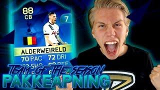 NORSK FIFA 16 | STOR PAKKEÅPNING!! ALLE TOTS KORTENE ER UTE!! TOTS I EN PAKKE!?