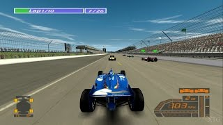 IndyCar Series 2005 PS2 Gameplay HD (PCSX2)