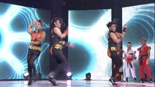 The Dance Icon Indonesia Episode 12 - WAP Crew Battle Ring