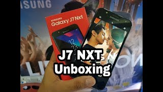 Samsung J7 Nxt Unboxing & First impressions