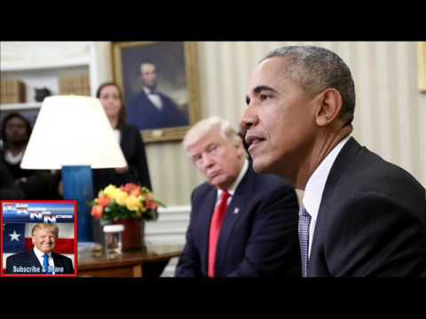 THE MEMO Trump seeks to wipe away the Obama brand