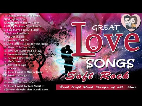 Air Supply, Bee Gees,Phil Collins, Elton John, Lobo │Soft Rock Love Songs Of All Time