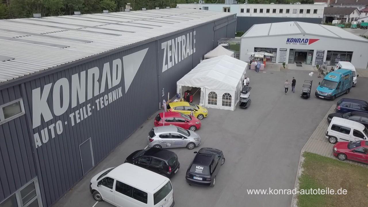 Konrad Auto Teile Technik Imagefilm Firmenpräsentation Konrad TV ...