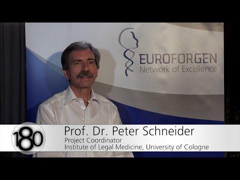 EUROFORGEN-NoE Project – Prof. Dr. Peter Schneider (Project Coordinator), University of Cologne