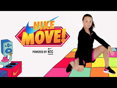 Nike l Nike Move! Powered by NTC: Leany