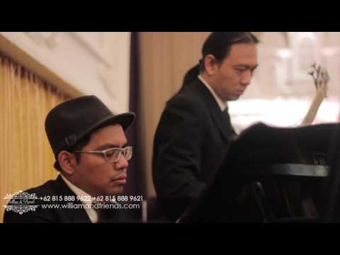 Uptown girl West Life - cover by William and Friends Entertainment