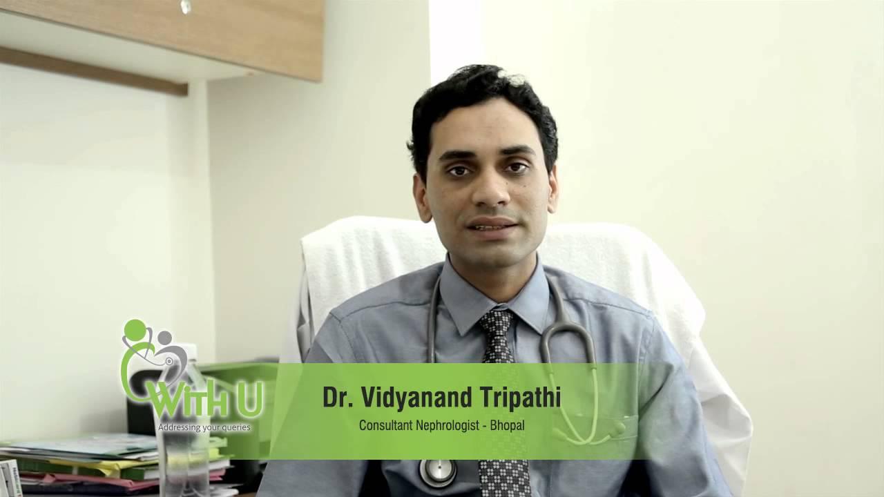 Dr  Vidyanand Tripathi