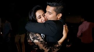 Ravi Gifts Sargun Jaguar Car On Her B'day