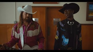 Lil Nas X - Old Town Road (feat. Billy Ray Cyrus) [Behind the Scenes]