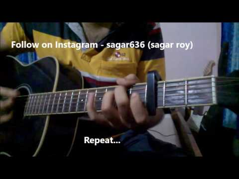 Ik Vaari Guitar Lesson For Beginners | Ayushmann Khurrana