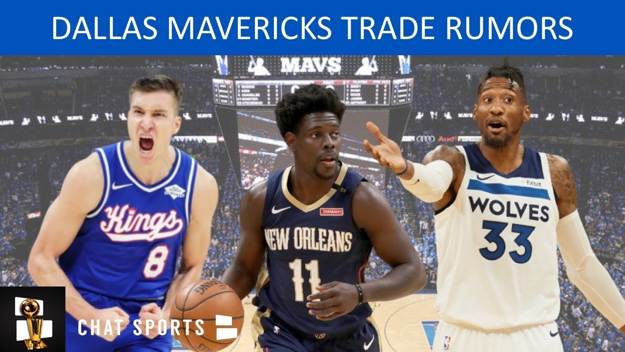 Dallas Mavericks rumors: Seeking wing and big man help