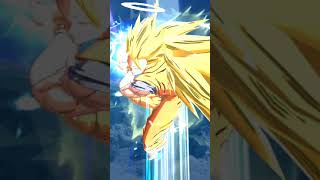 Dragon Ball Legens SSG Vegeta Gameplay
