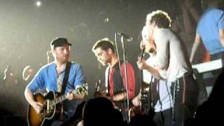 Video Coldplay - The Pogues'cover Fairytale of New York  @O2 in Dublin, 22-12-08 download MP3, 3GP, MP4, WEBM, AVI, FLV November 2017