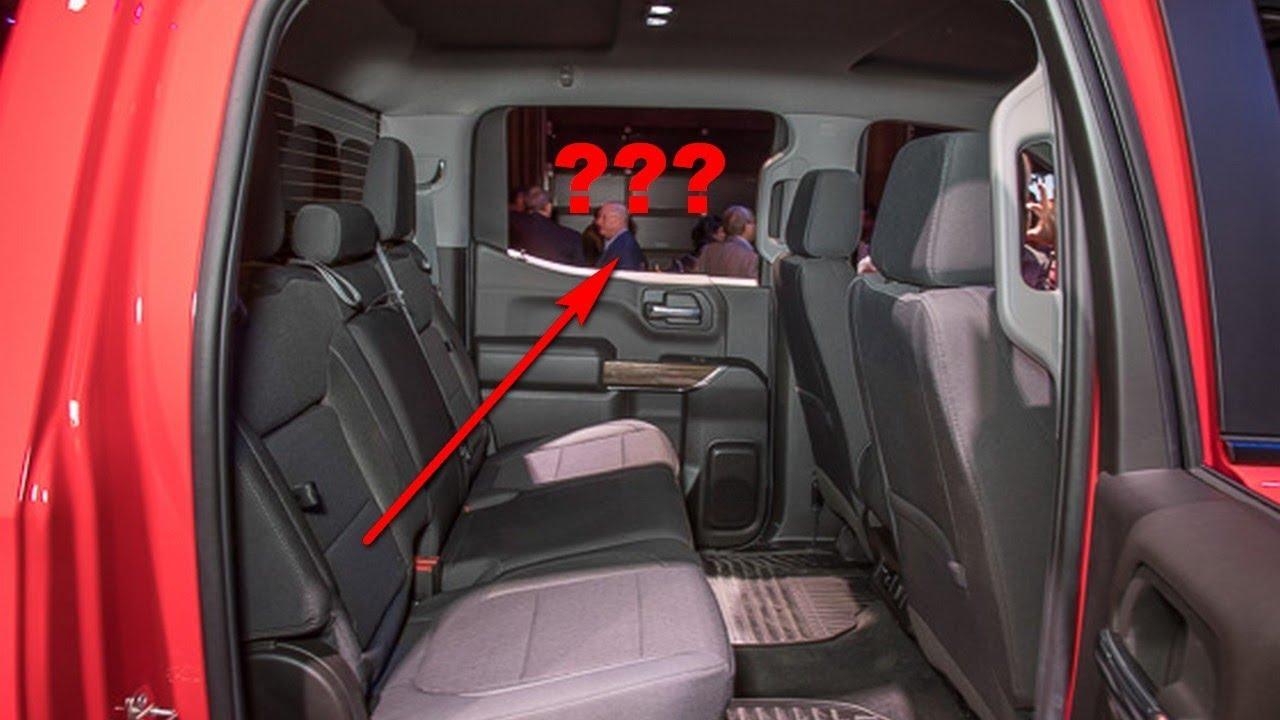 All New 2019 Chevrolet Silverado LT Trailboss Z71 ...
