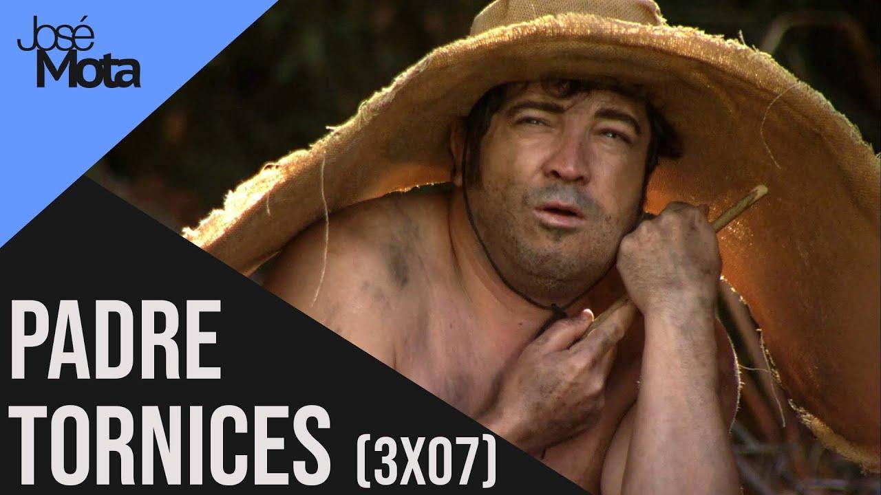 Padre Tornices: El tendero encuentra a Burriagas (3X07) | José Mota