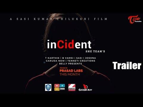 Incident (She Team's) | Telugu Short Film Trailer 2018 | By Sasi Kumar Chilukuri | TeluguOne