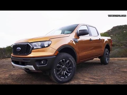 2019 Ford Ranger XLT Specs and Drive